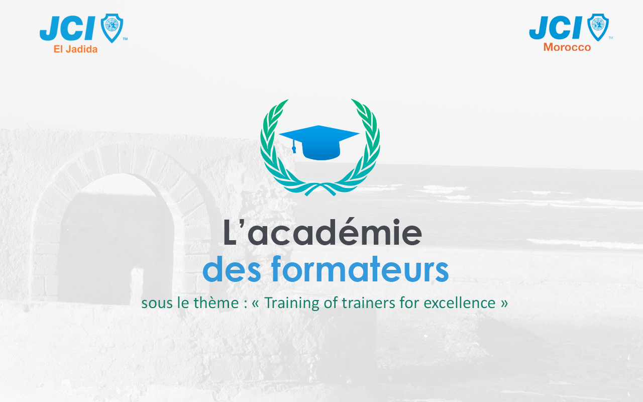 Académie des formateurs 2019